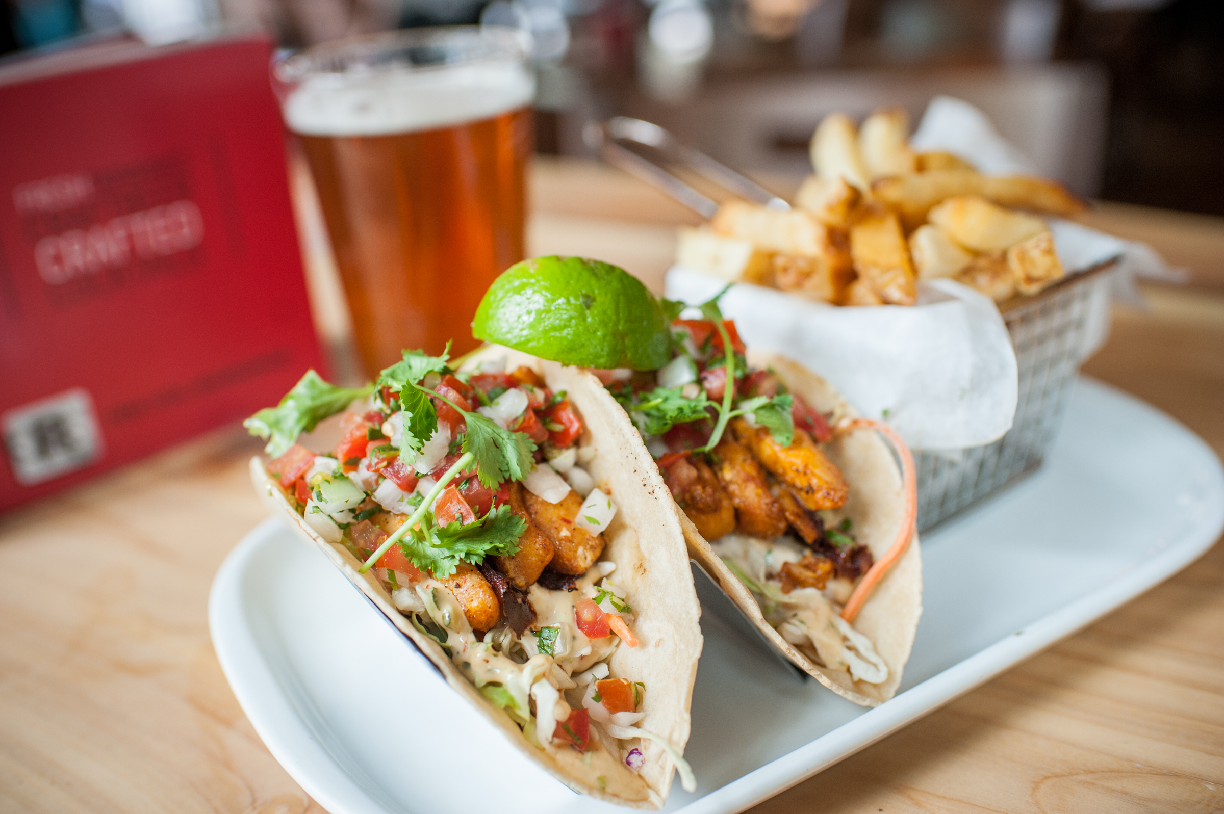 Food romer 39 s for Cod fish tacos